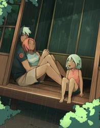 Summer Rains by neonanything