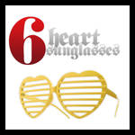 Heart SunGlasses PNG's