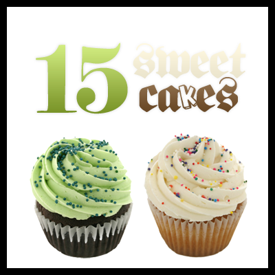Sweet Cakes PNG's by funkyfreshfab