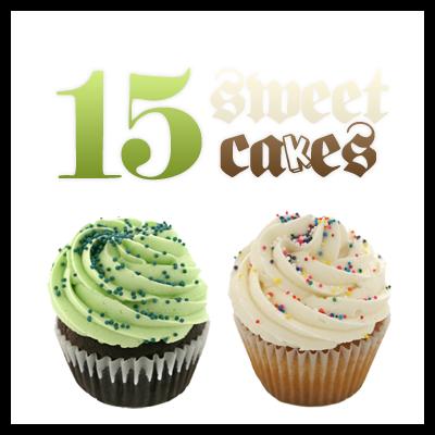 Sweet Cakes PNG's by funkyfreshfab