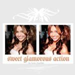 Sweet Glamorous Action