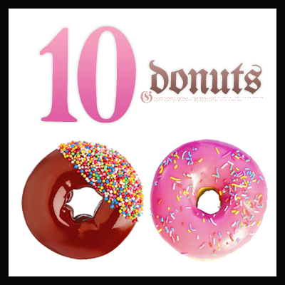Donuts PNG's