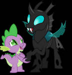 Vector #543 - A Changeling Can Change