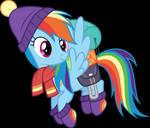 Vector #549 - Rainbow Dash #65
