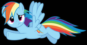 Vector #554 - Rainbow Dash #67