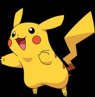 Vector #576 - Pikachu by DashieSparkle