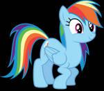 Vector #584 - Rainbow Dash #69
