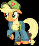 Vector #585 - Applejack #26