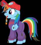 Vector #591 - Rainbow Dash #70