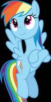 Vector #608 - Rainbow Dash #71 by DashieSparkle