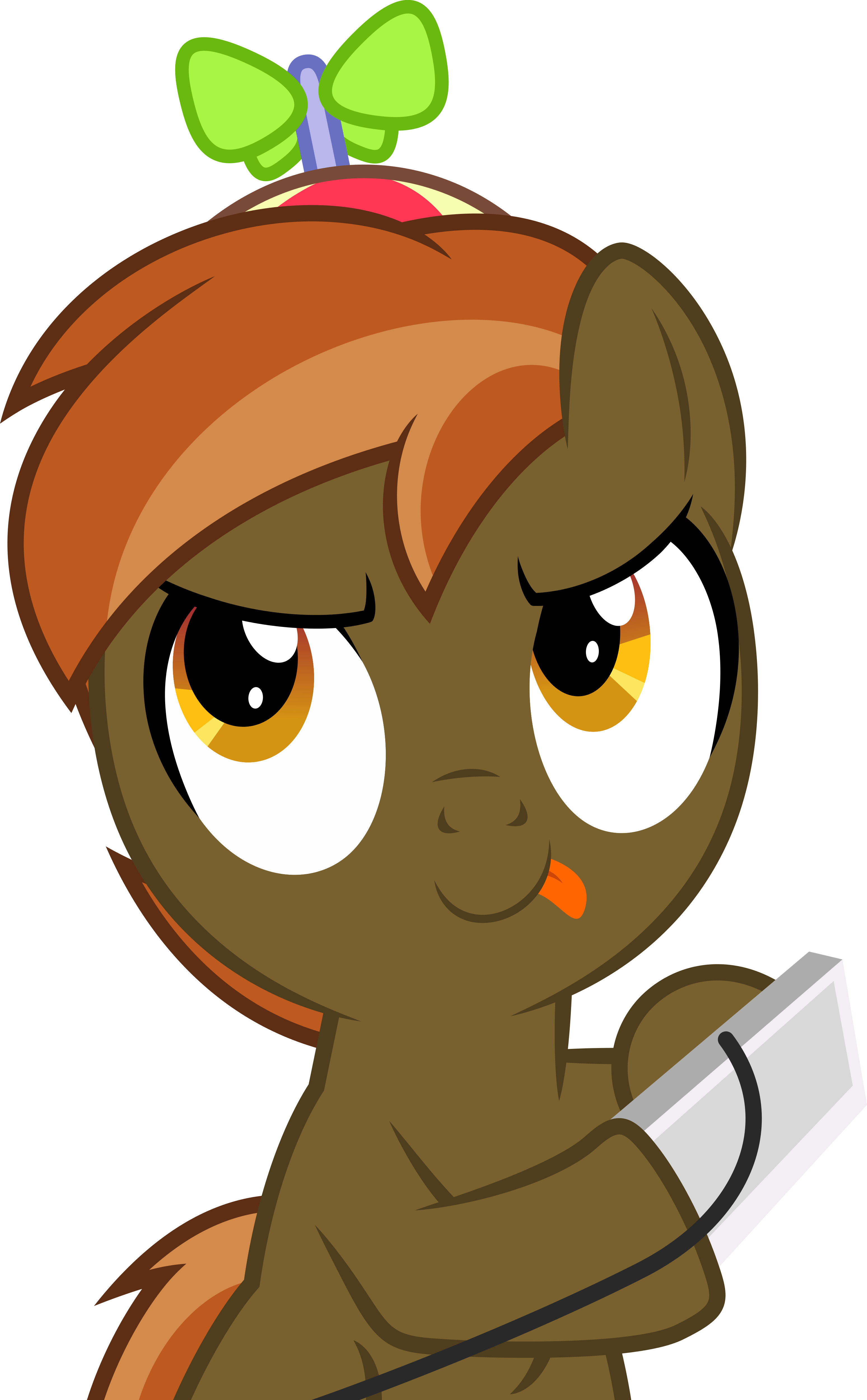 Minor And Background Characters On Mlp Vectorclub Deviantart