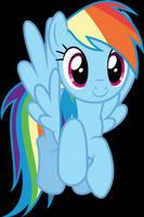 Vector #628 - Rainbow Dash #72 by DashieSparkle