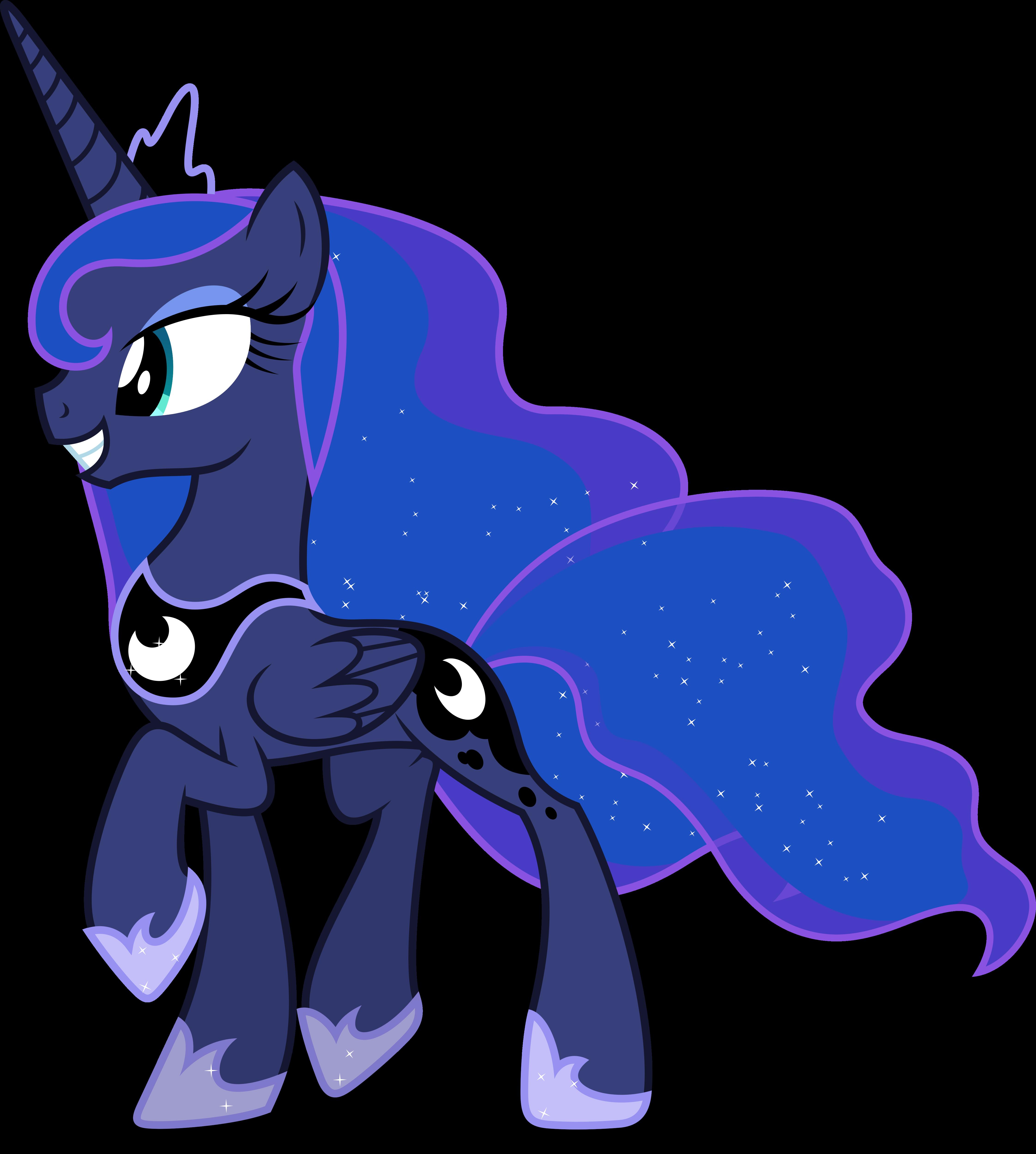 Mlp Princess Luna | ww...