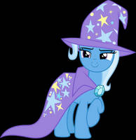 Vector #655 - Trixie #9 by DashieSparkle