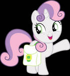 Vector #657 - Sweetie Belle #5