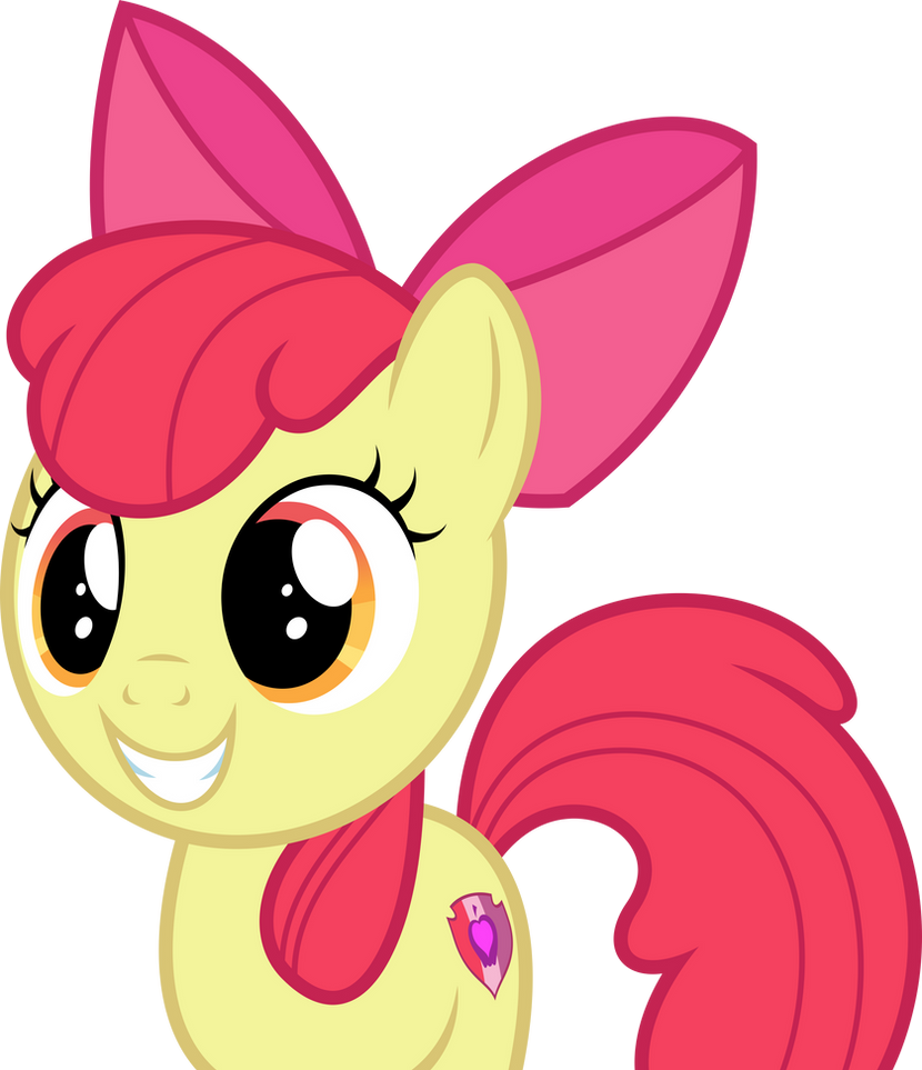 Vector  659 - Apple Bloom  14 by DashieSparkle on DeviantArt 9e284afed277
