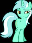 Vector #669 - Lyra Heartstrings #5