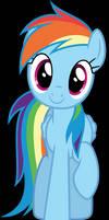 Vector #798 - Rainbow Dash #77