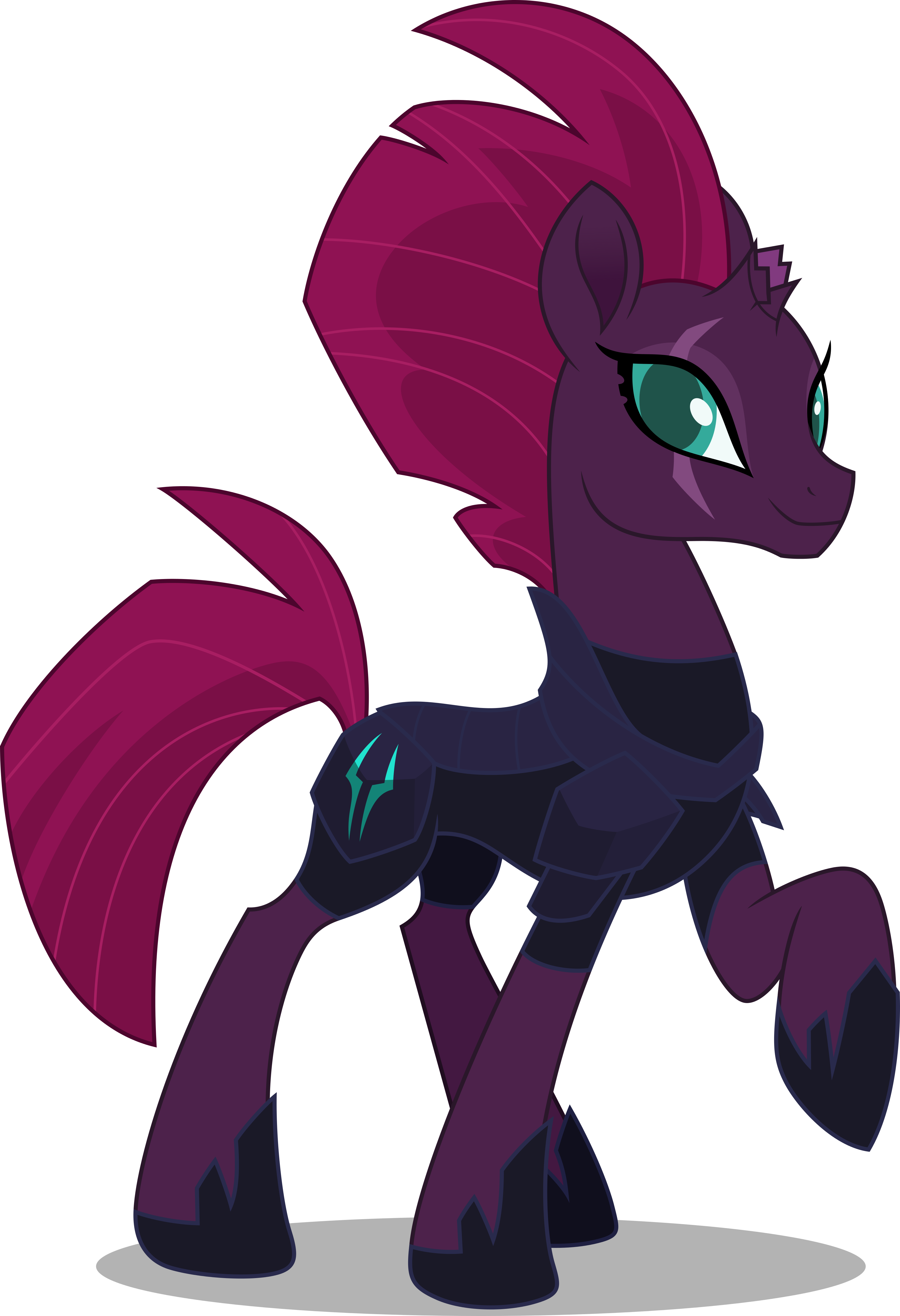 Vector #807 - Tempest Shadow #5