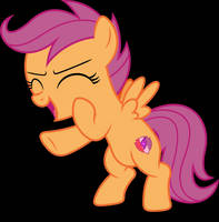 Vector #870 - Scootaloo #11 by DashieSparkle