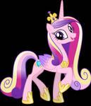 Vector #916 - Princess Cadance #5
