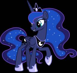 Vector #918 - Princess Luna #24 by DashieSparkle