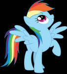 Vector #926 - Rainbow Dash #82