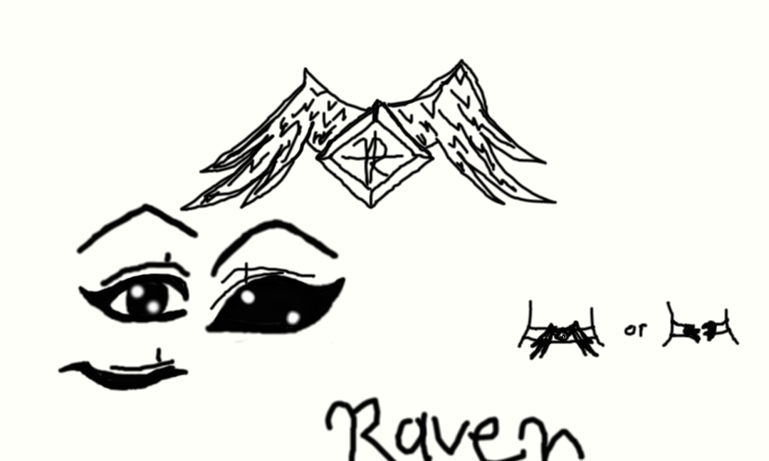 Raven references by YuYuAmie