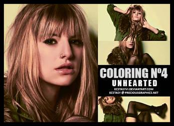 Coloring PSD 4 - Unhearted by ecstasyvi