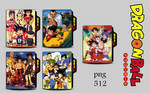 Dragon Ball Pack 1 by lahcenmo