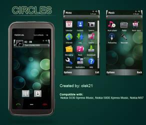 Circles by olek21