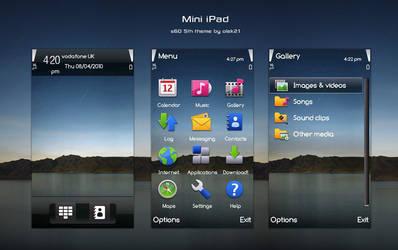 Mini iPad by olek21 by olek21