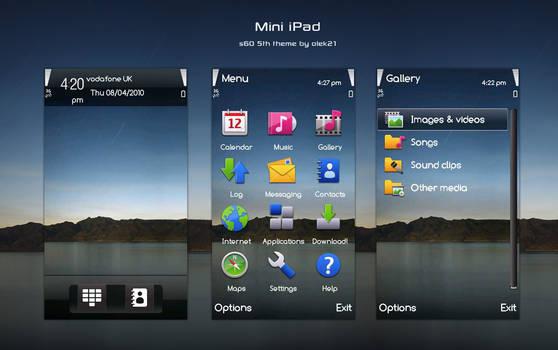 Mini iPad by olek21