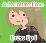 Adventure Time Dress Up !