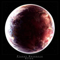 Planet Resource by Xiion