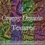 Creepy Organic Textures