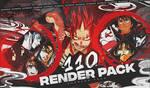 Supreme Pack renders [110 renders]