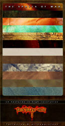 Texture War: I by JesseLax