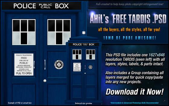 AHiL's TARDIS PSD