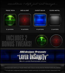 AHiL's Layer Insanity Styles by JesseLax