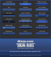 AHiL's Social Blues by JesseLax