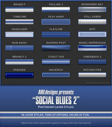 AHiL's Social Blues 2 by JesseLax