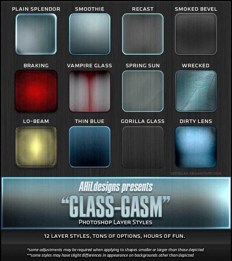 AHiL's Glass-Gasm