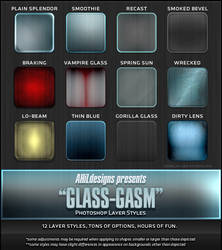 AHiL's Glass-Gasm by JesseLax