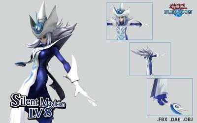 Silent Magician LV8 - Yu-Gi-Oh! Duel Links