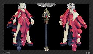 Scarlet - Exos Heroes