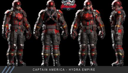 Captain America - Hydra Empire