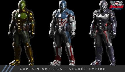 Captain America - Secret Empire