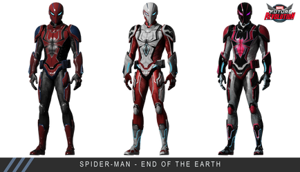 Spider-Man - End of the Earth