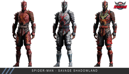 Spider-Man - Savage Shadowland